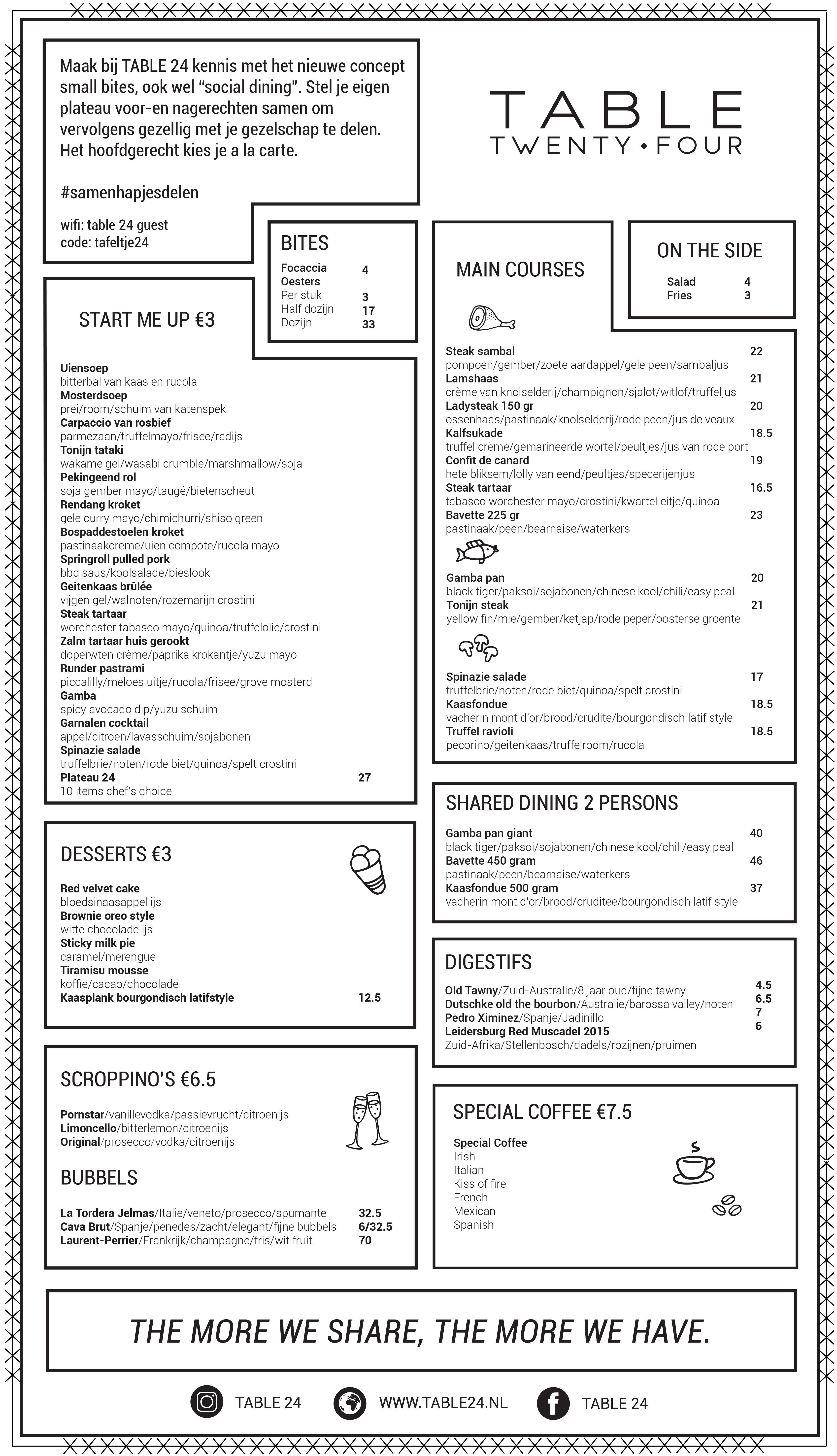 Table-24-menukaart